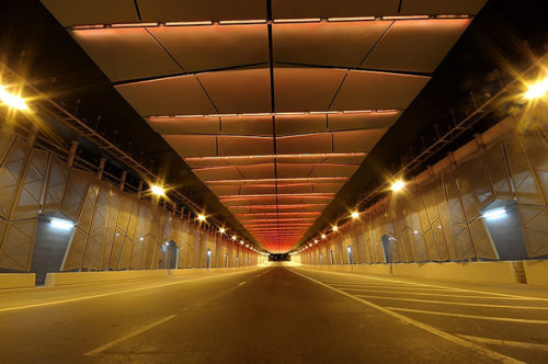 Tunnel Lights Ceiling Completely New And Beautiful