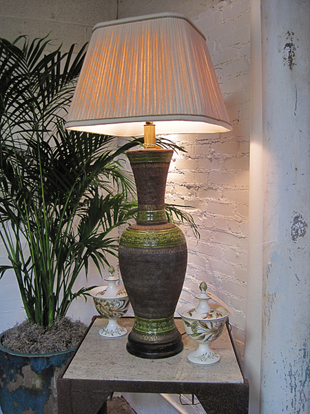 Vintage Frederick Cooper Lamps Warisan Lighting