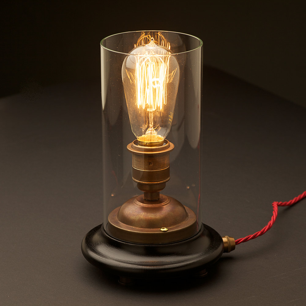 Vintage glass table lamps - Purchasing The Right Vintage Glass Table Lamp