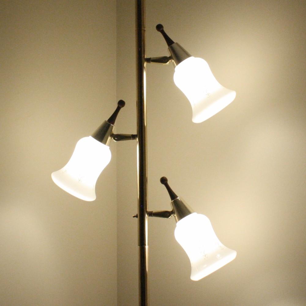 Vintage Tension Pole Lamp Photo 15
