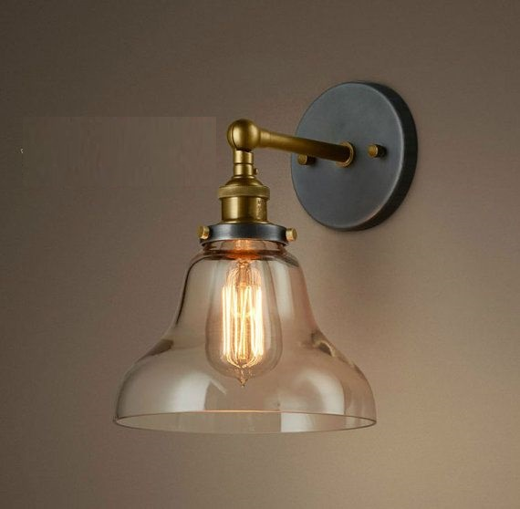How High Should Wall Sconces Be Mounted In Bathroom : Vintage wall light fixtures - add a touch of the 70's or 80's to your home Warisan Lighting