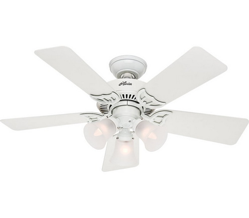 White-ceiling-fan-with-light-photo-6