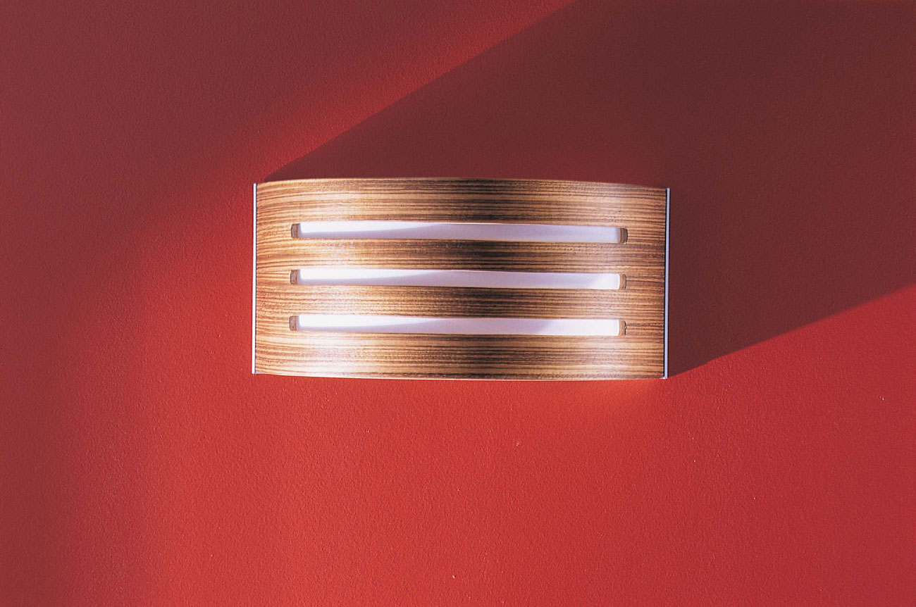 Wooden wall lights - fit perfectly to the interiors of your homes! Warisan Lighting