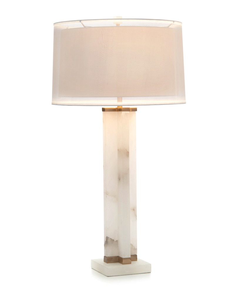 Lamps And More: Get To Know More About Alabaster Table Lamps