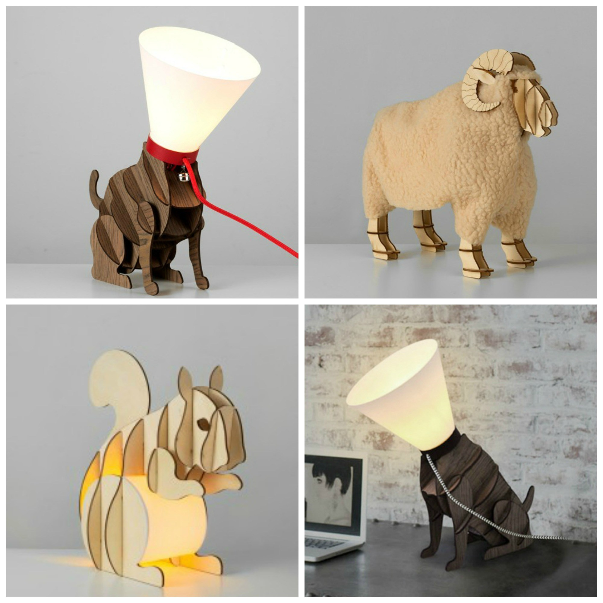 Styling Your Room With Animal Table Lamps Warisan Lighting