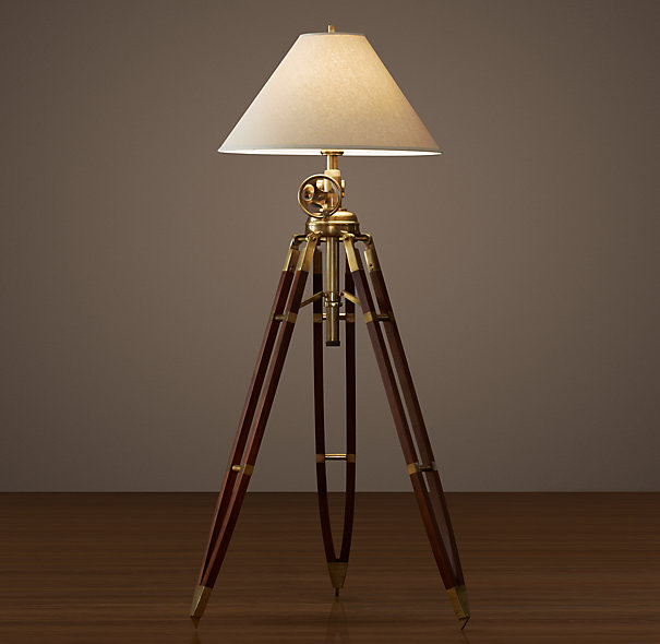 Purchase Unique Wood Desk Lamp For Your Study Room