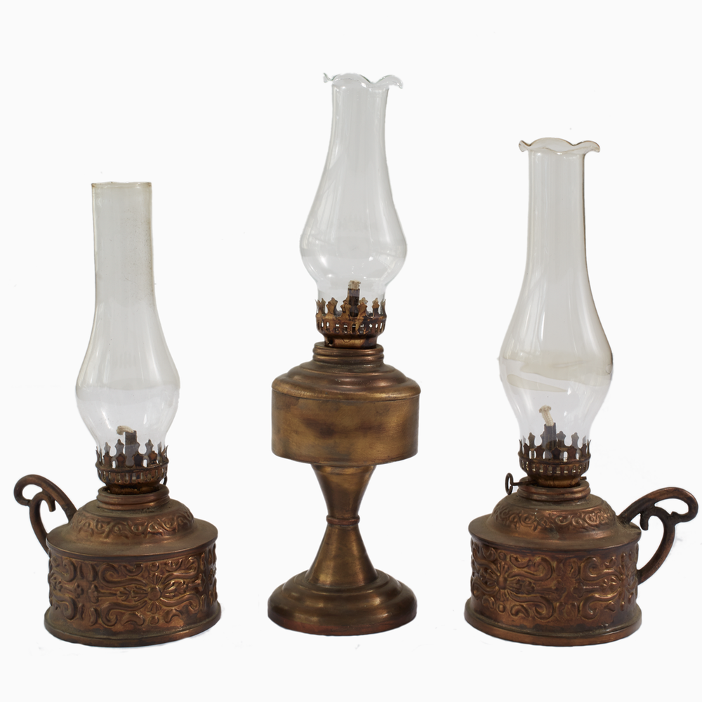 10 Facts Of Antique Brass Oil Lamps Warisan Lighting