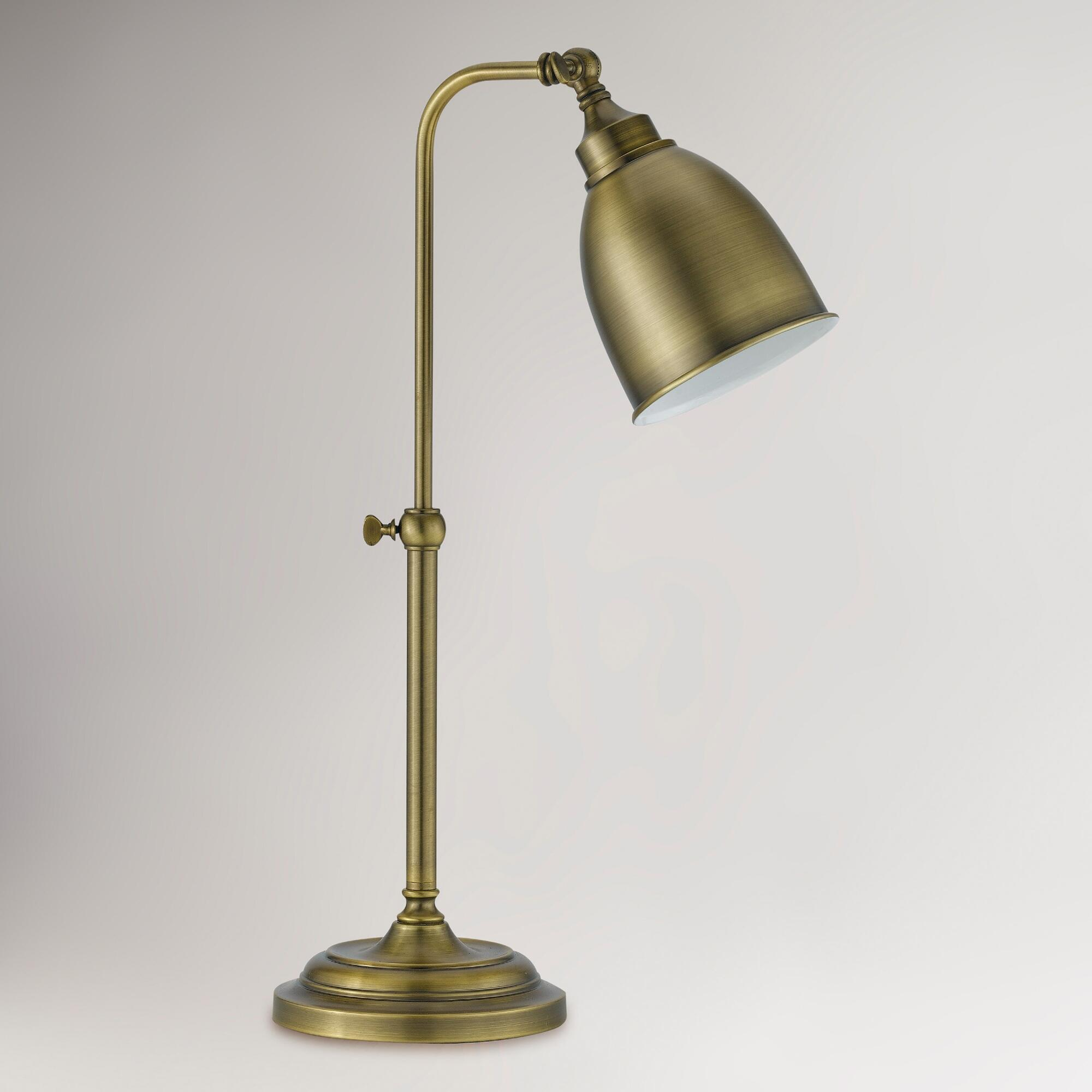 10 reasons to buy Antique bronze table lamp | Warisan Lighting