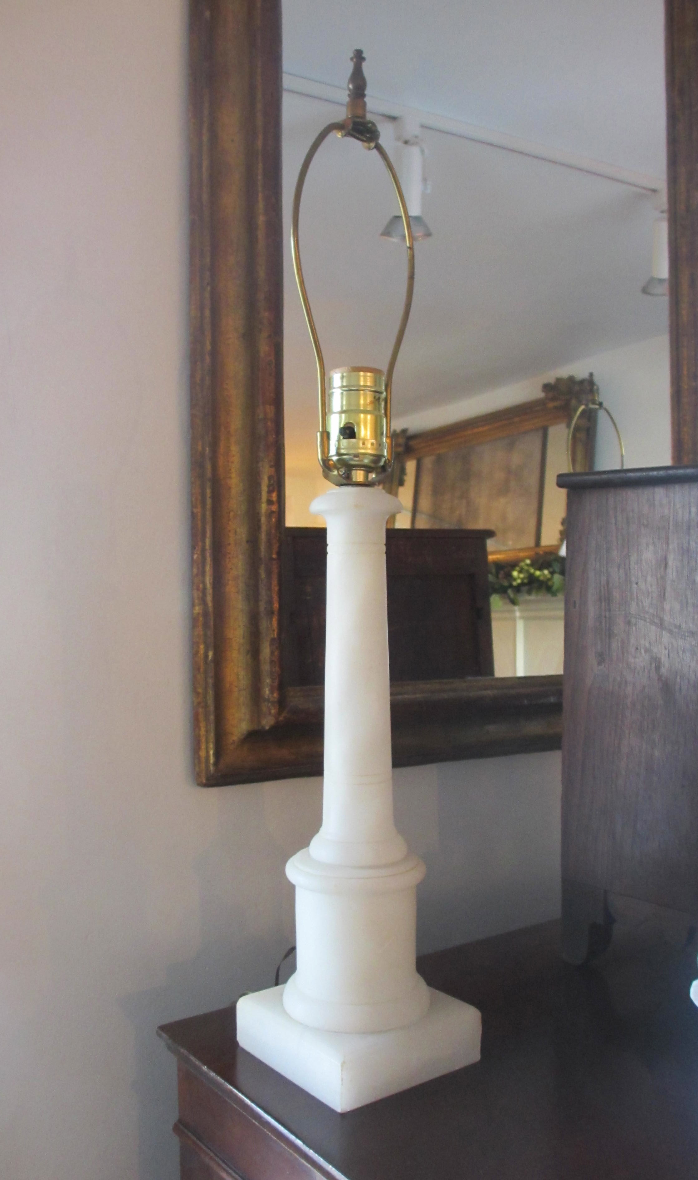 Marble Table Lamp Bedroom