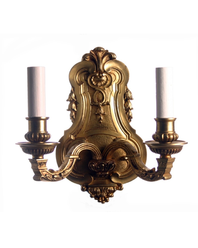 Add a touch of elegance in your house with Antique wall lights Warisan Lighting