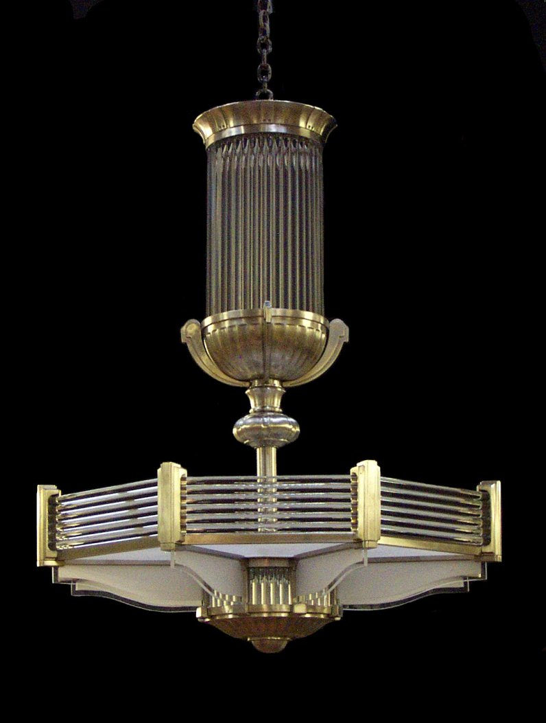 10 secrets of art deco ceiling lights warisan lighting - Chandelier ceiling lamp ...