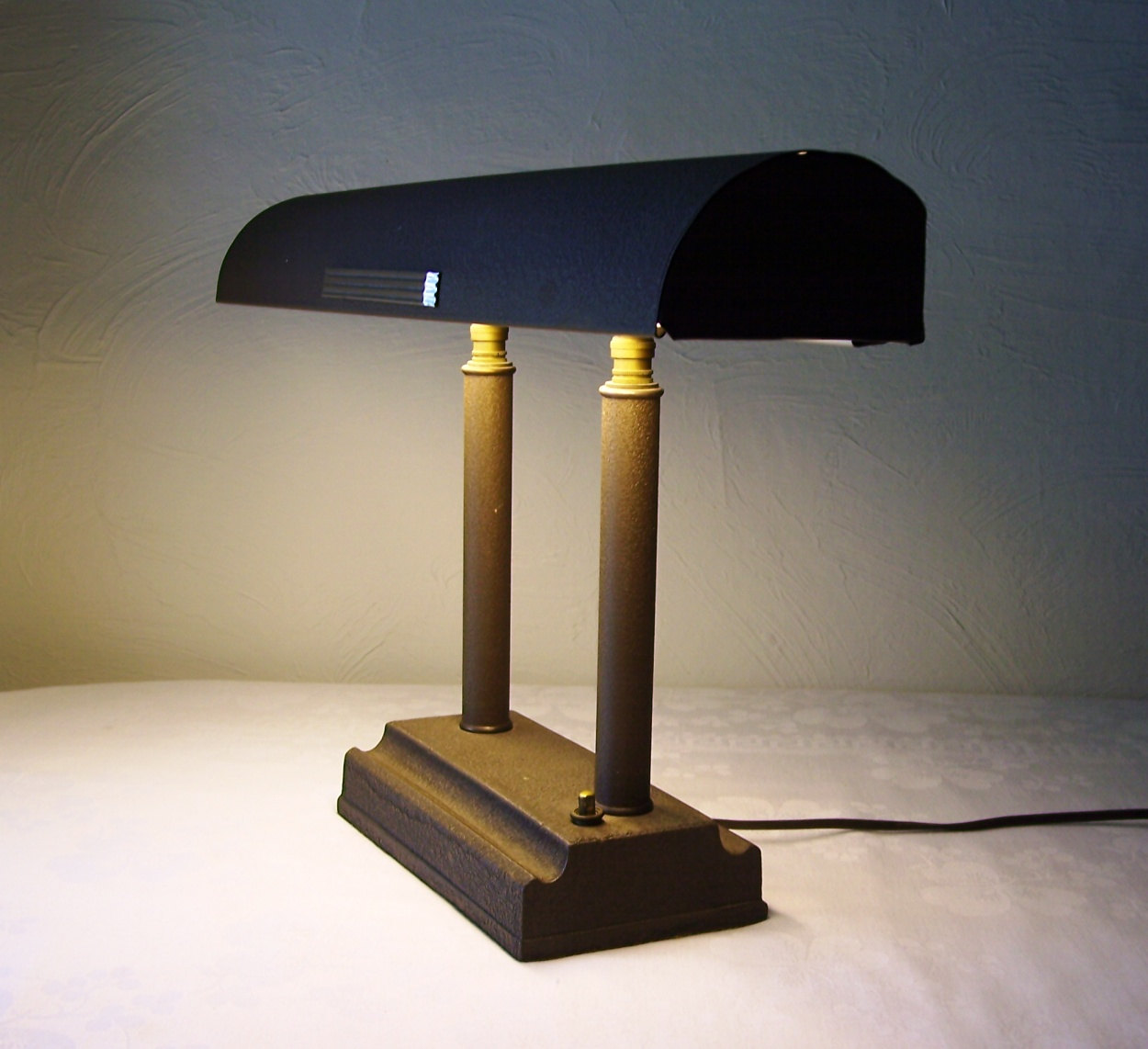 Get the feeling of old times with art deco lamps warisan lighting 9 classical desktop lamp aloadofball Gallery