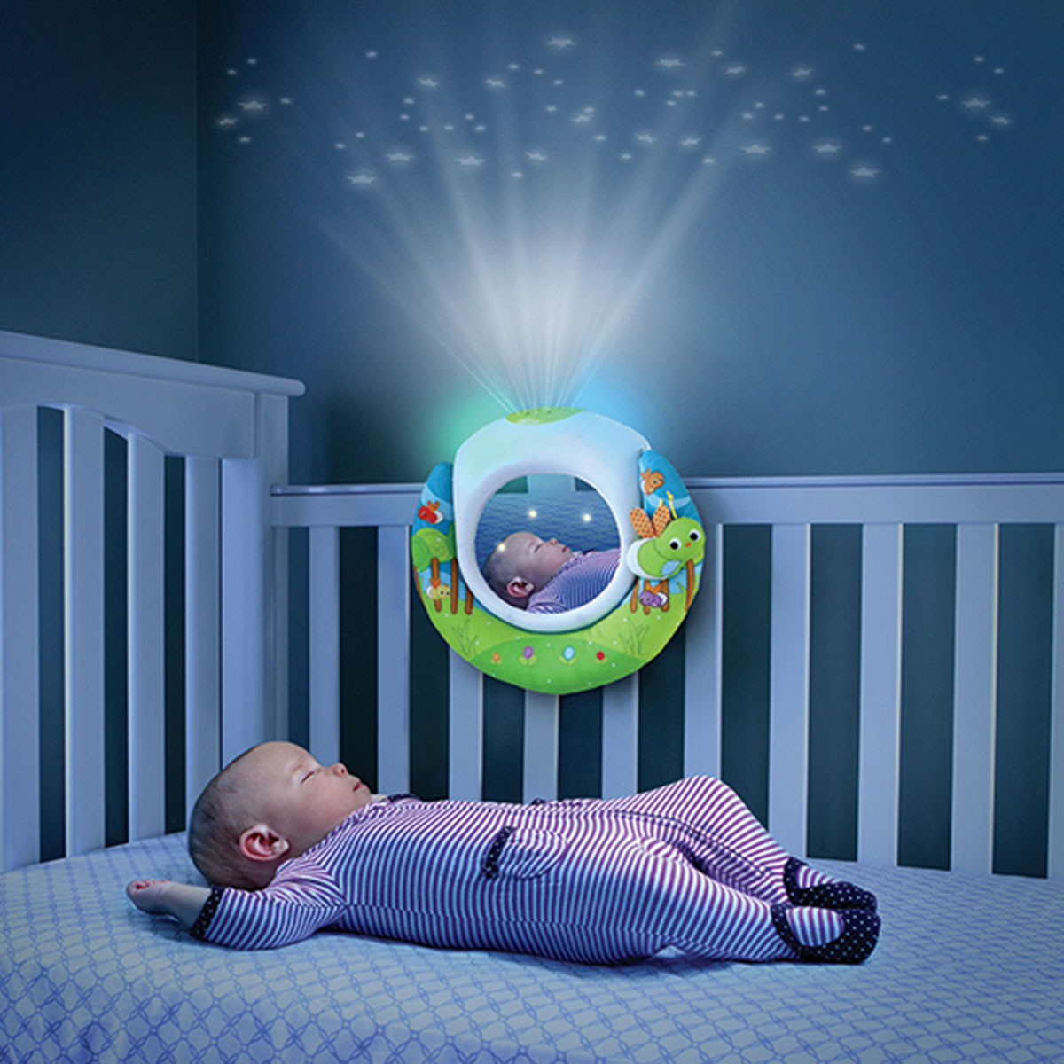 Nursery night light projector thenurseries make your kids hy with baby ceiling light projector warisan mozeypictures Choice Image