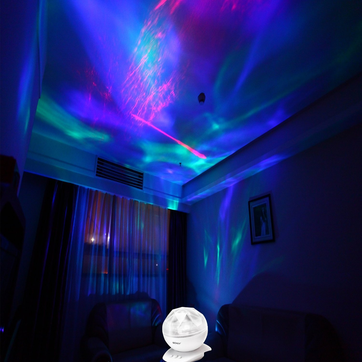 Bedroom Colors Pictures Mood Lighting Bedroom Classic Bedroom Ceiling Design Bedroom Ideas Hgtv: Baby Night Light Ceiling Projector