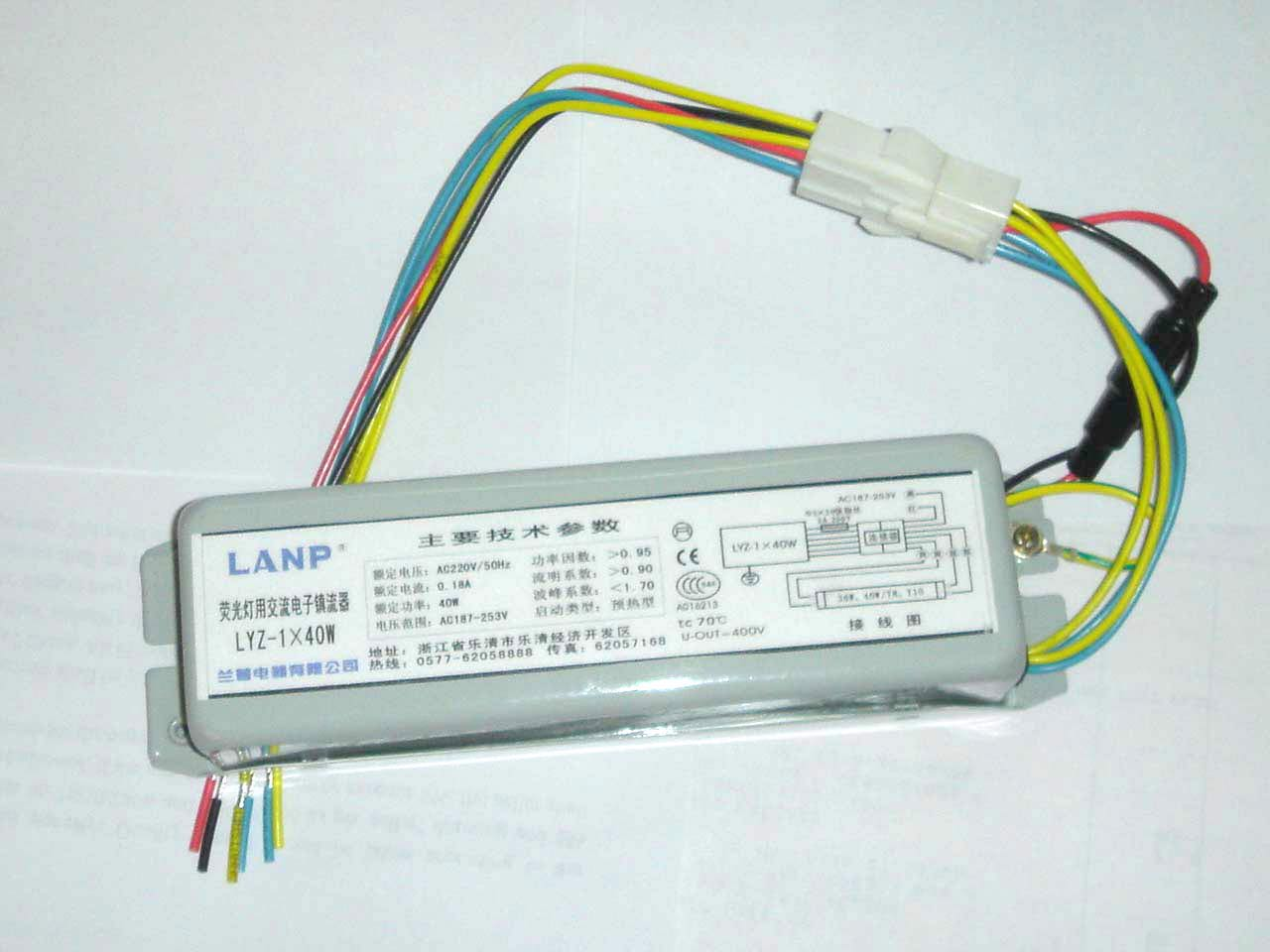 Ballast Lamp Your Protection For The Electronic Warisan Lighting Wiring Fluorescent