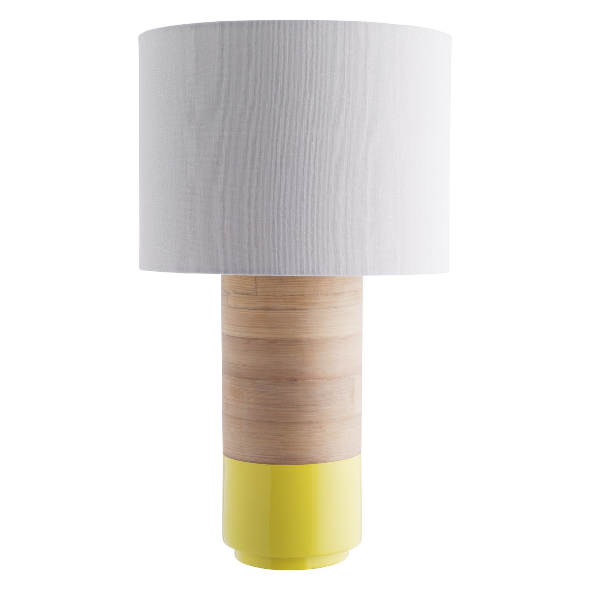 Why Bamboo Table Lamp