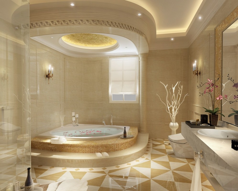 Why You Should Install Bathroom Recessed Ceiling Lights | Warisan ...