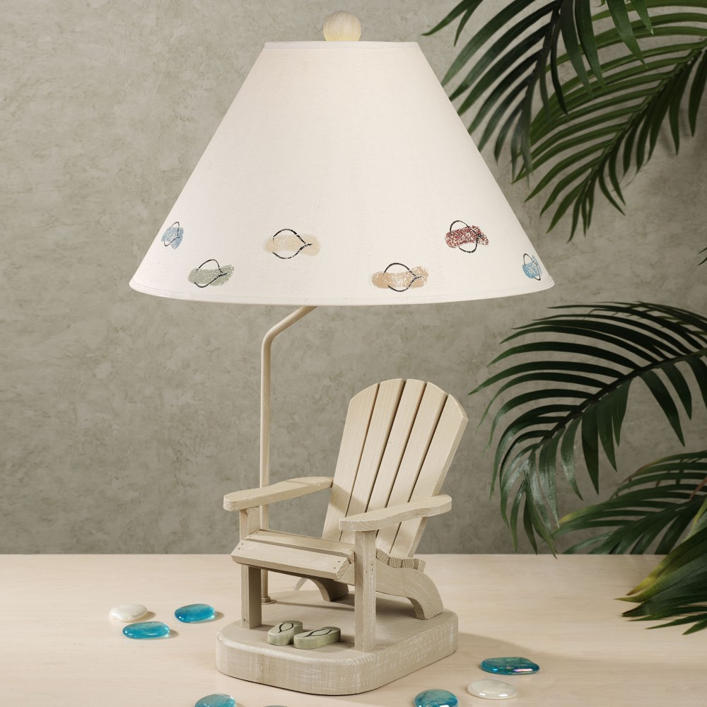 Bring The Beach Lamps To Illuminate Your Night At