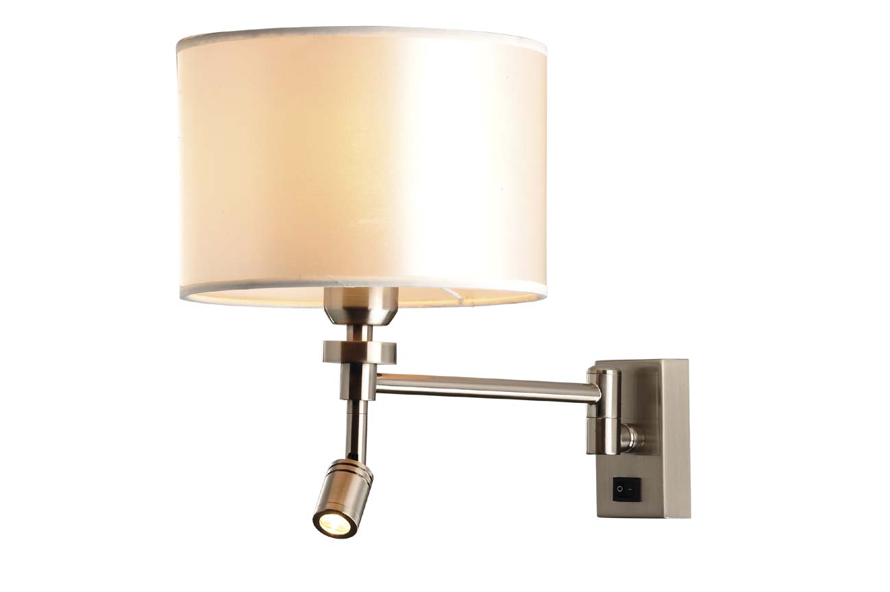 Bed lamps wall mounted - 10 places to install Warisan Lighting