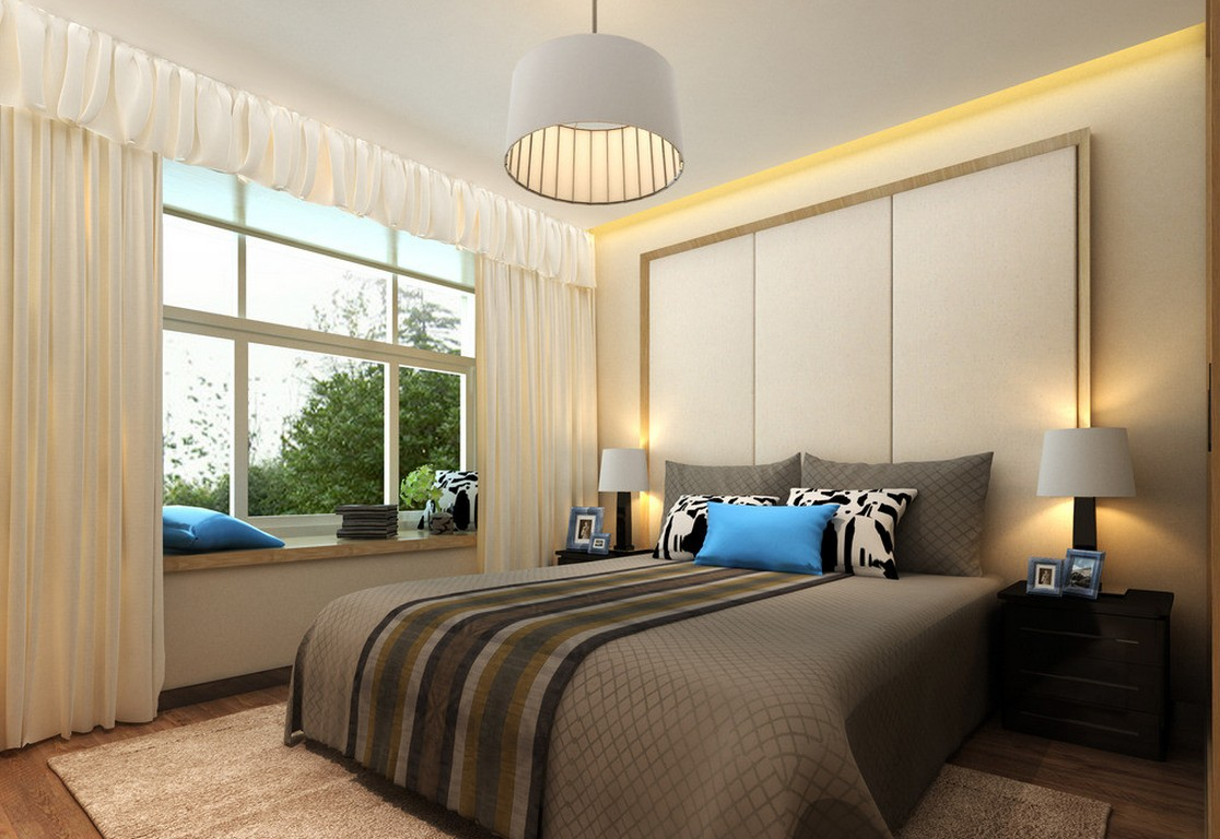 essential information on the different types of bedroom ceiling lights available right now
