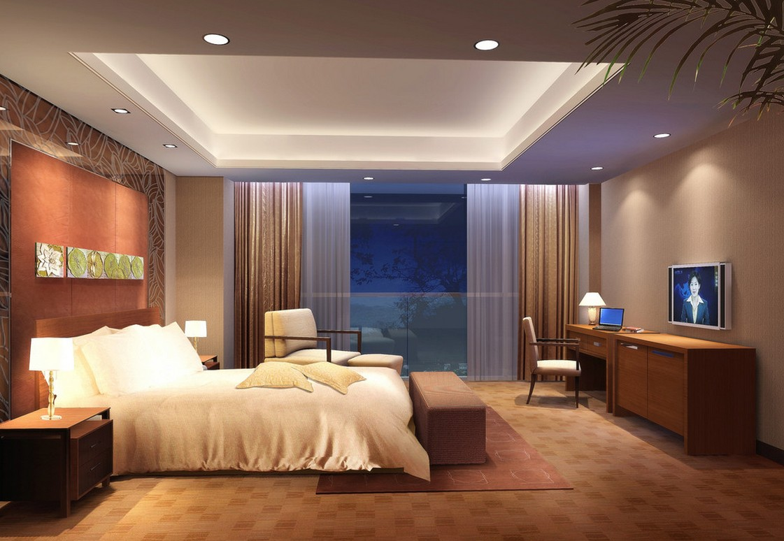 Bedroom ceiling lighting - Essential Information On The Different Types Of Bedroom Ceiling Lights Available Right Now