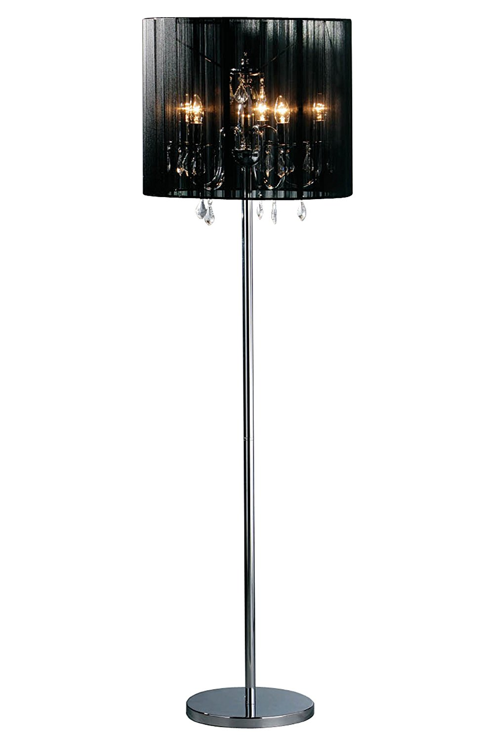 10 facts about black chandelier floor lamp warisan lighting introduction arubaitofo Image collections