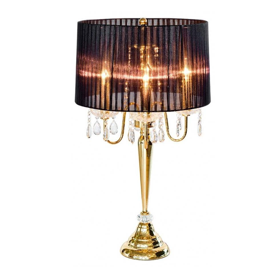 Chandelier Table Lamps: TOP 10 Black Chandelier Table Lamps 2019