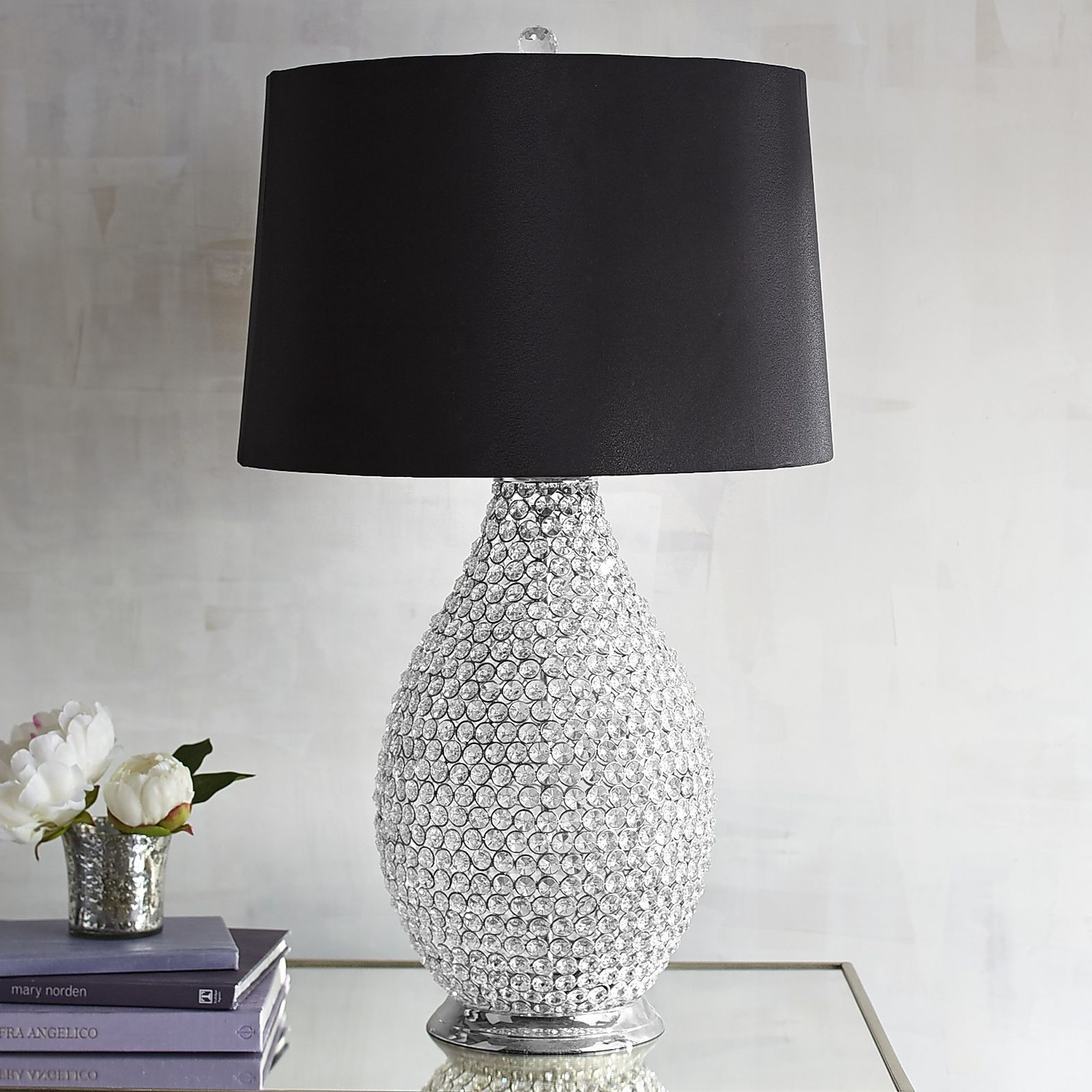 TOP 10 Black Crystal Table Lamps 2018