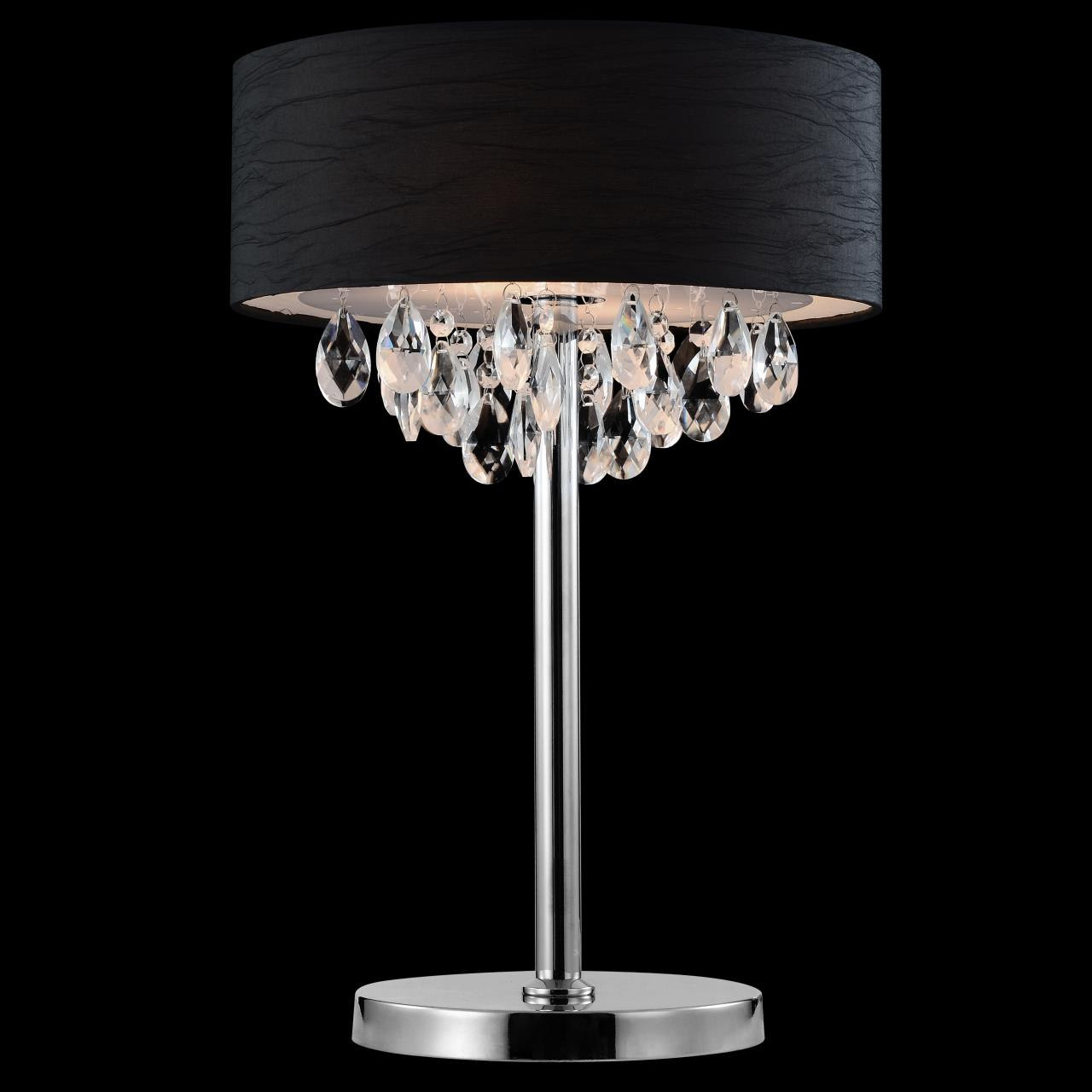 Why Use Black Crystal Table Lamp