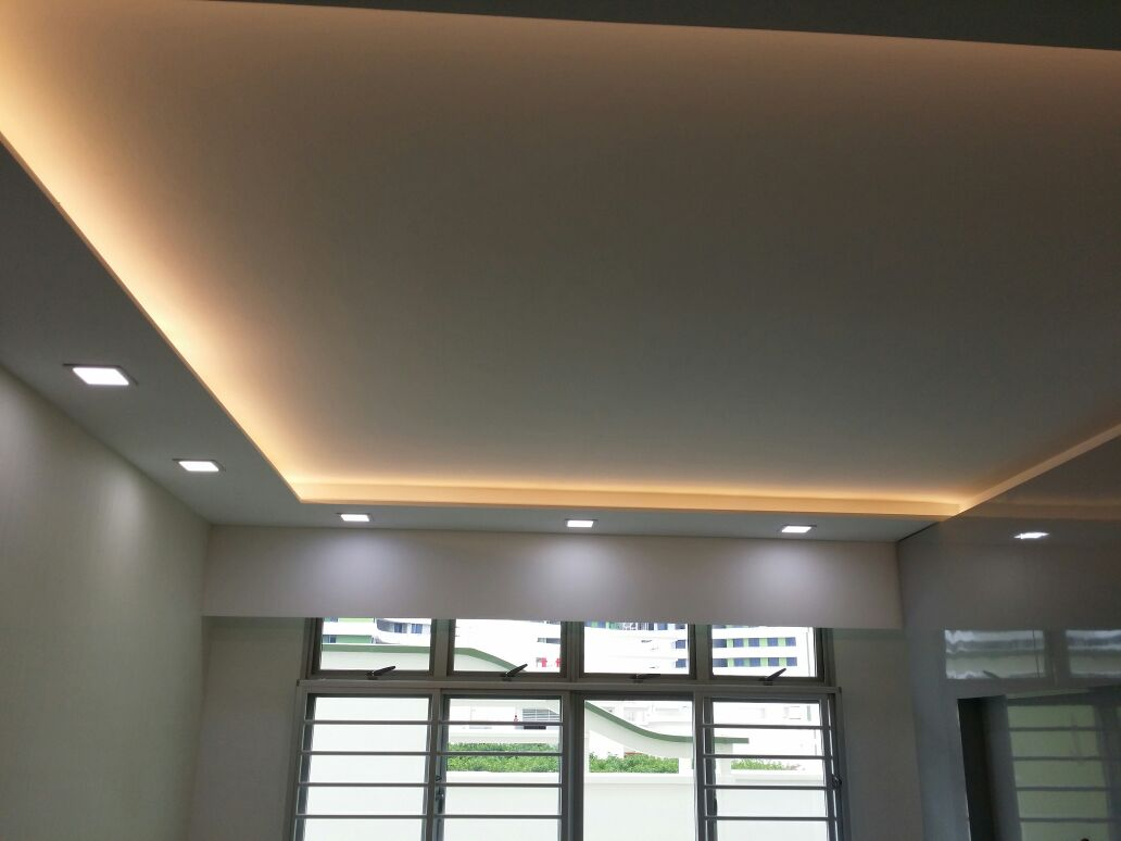 Spice up your home with elegance and intricacy of box ceiling light warisan lighting - Lights used in false ceiling ...