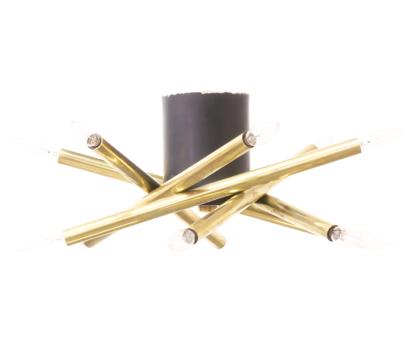 Brass ceiling lights modern 10 places to use warisan lighting brass ceiling lights modern 10 places to use aloadofball Gallery