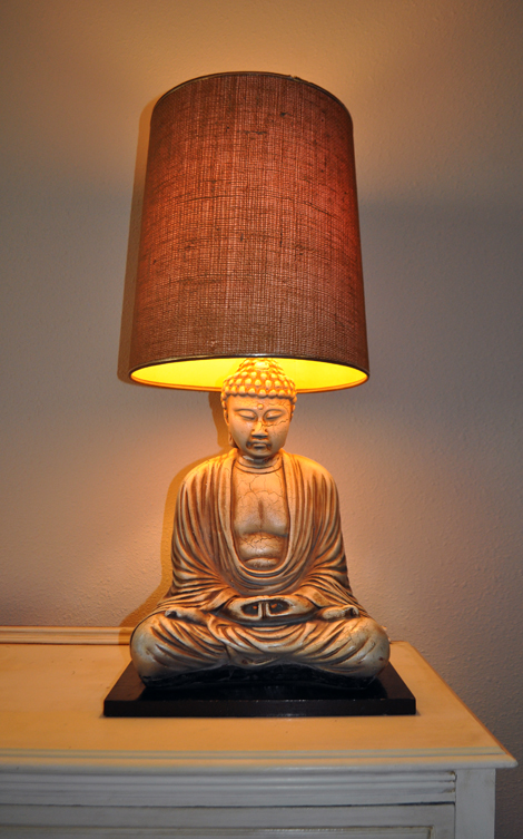 Buddha Lamps Bring The Ray Of Peace In Your Home