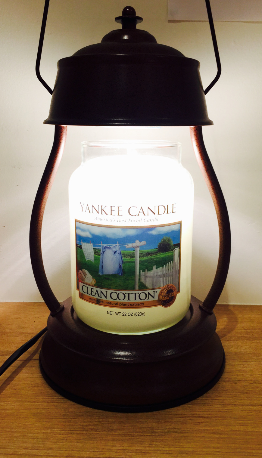 Yankee Candle Warmer Photo Album Happy Easter Day
