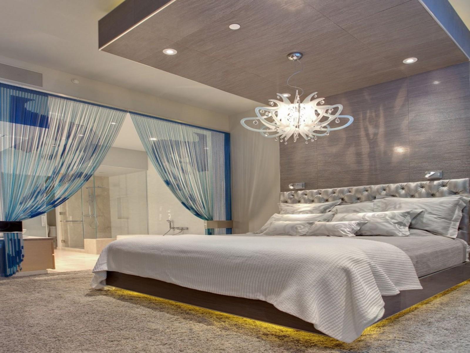 Adding Comfort To Your Bedroom Using Ceiling Bedroom Lights
