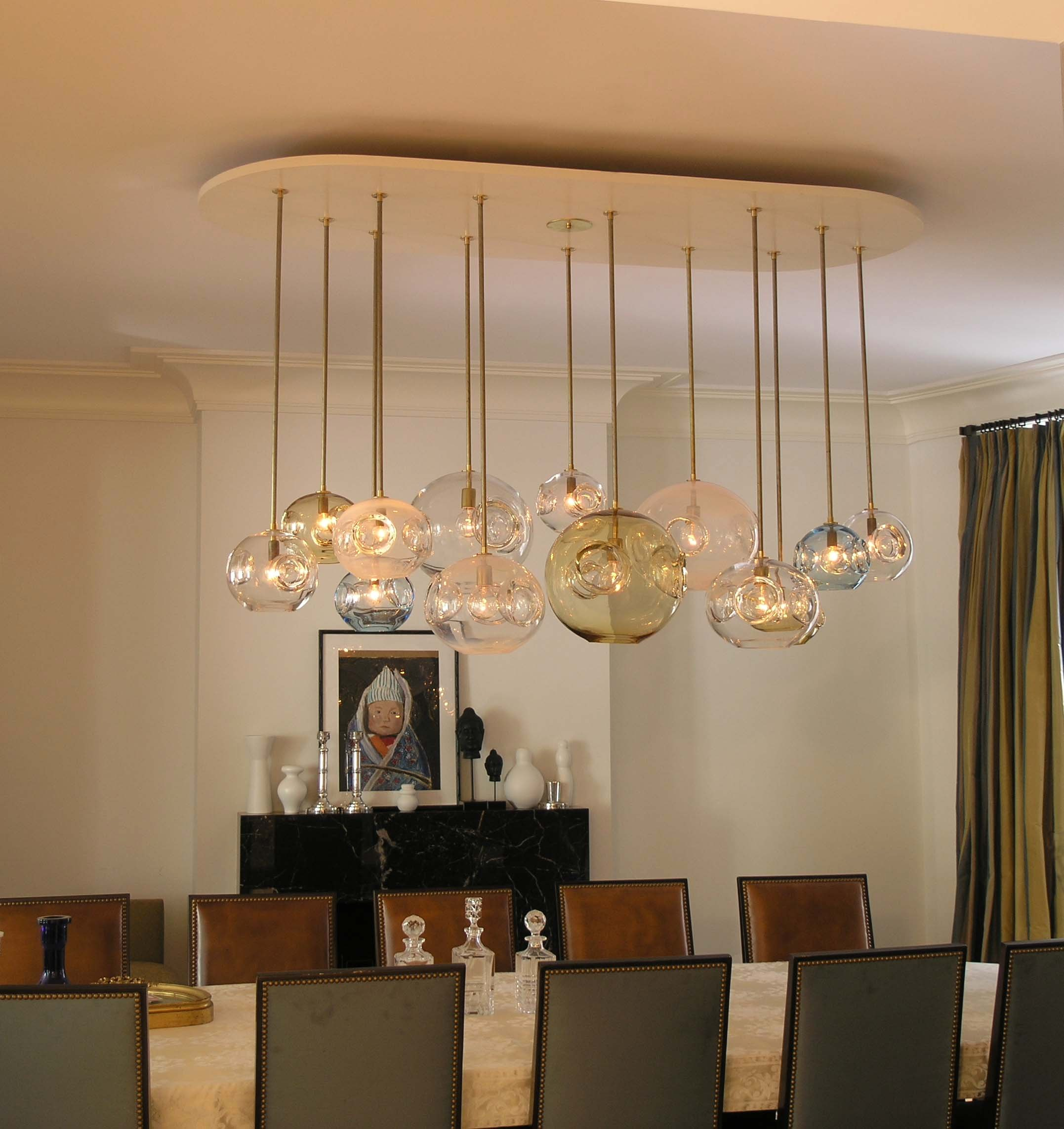 Ceiling lights dining