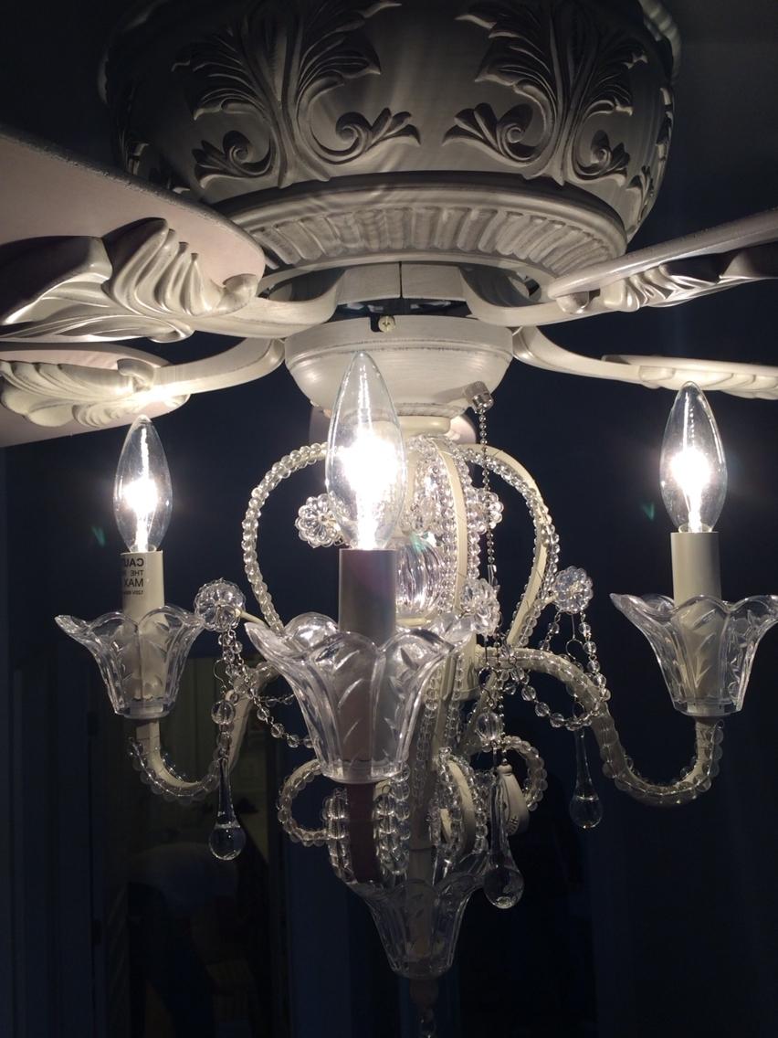 Top 10 Ceiling Fan Crystal Chandelier Light Kits 2019