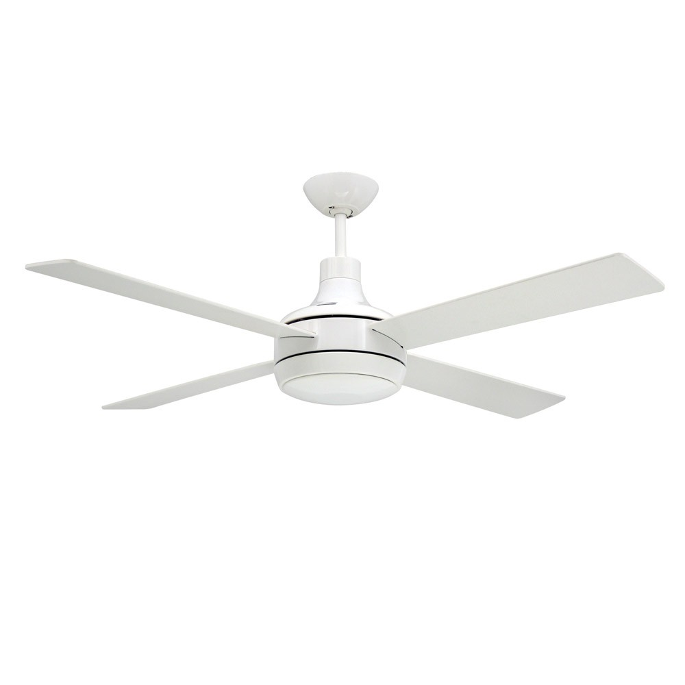 Ceiling Fan Light Kit White