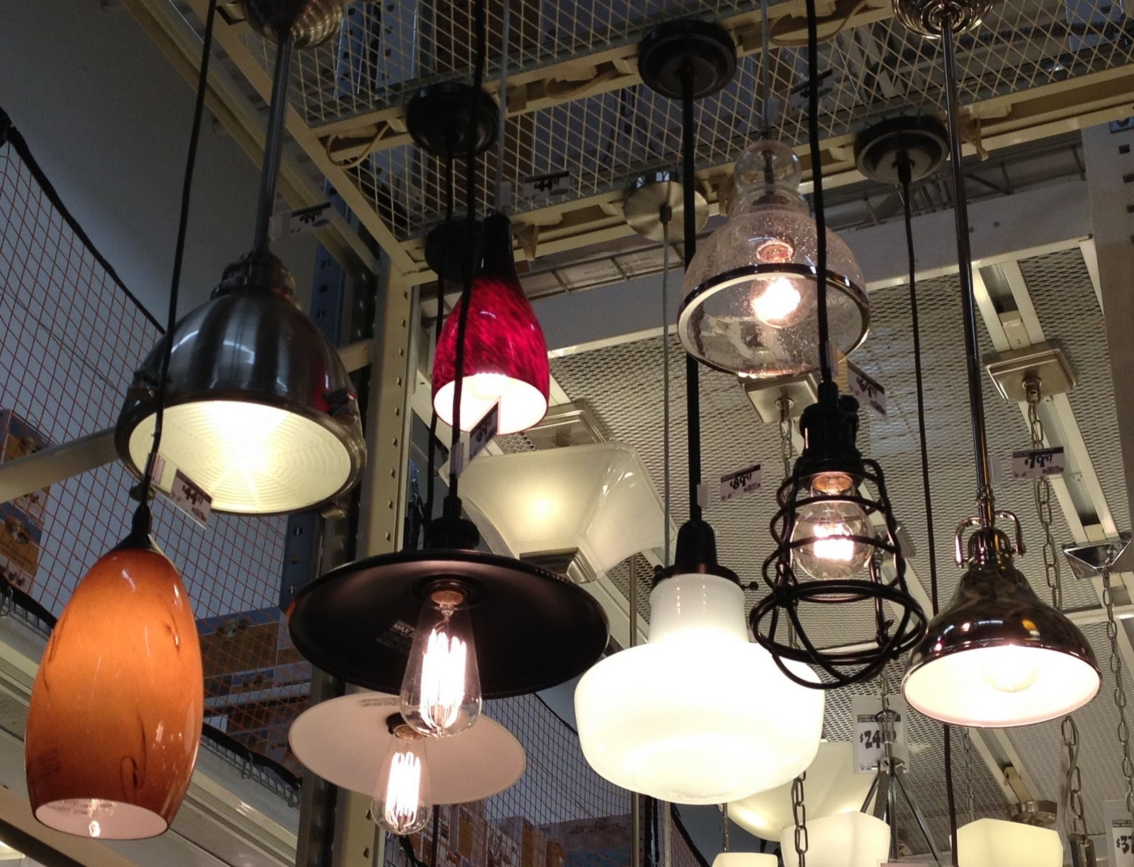 Perfect Ceiling Lamps Home Depot Perfectly Fits With Any Home Setup