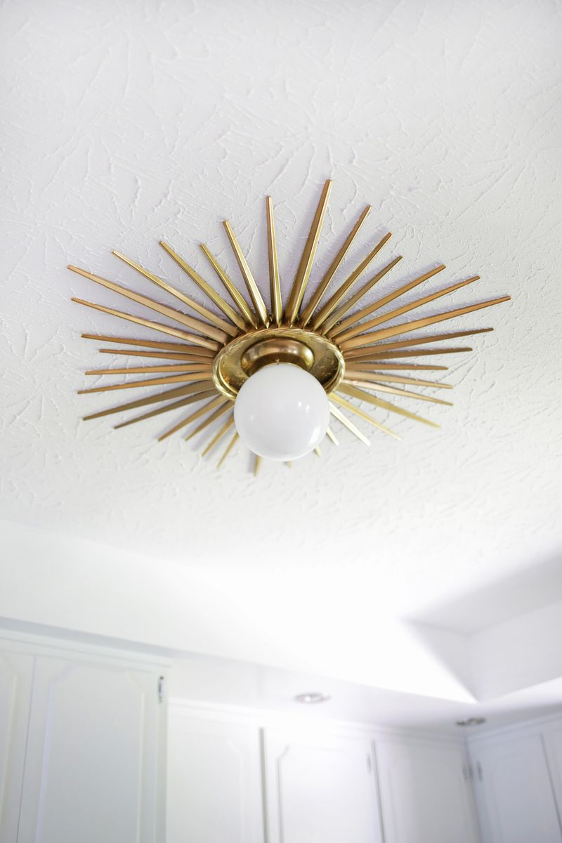 Ceiling Light Medallions Make Your Light Natural