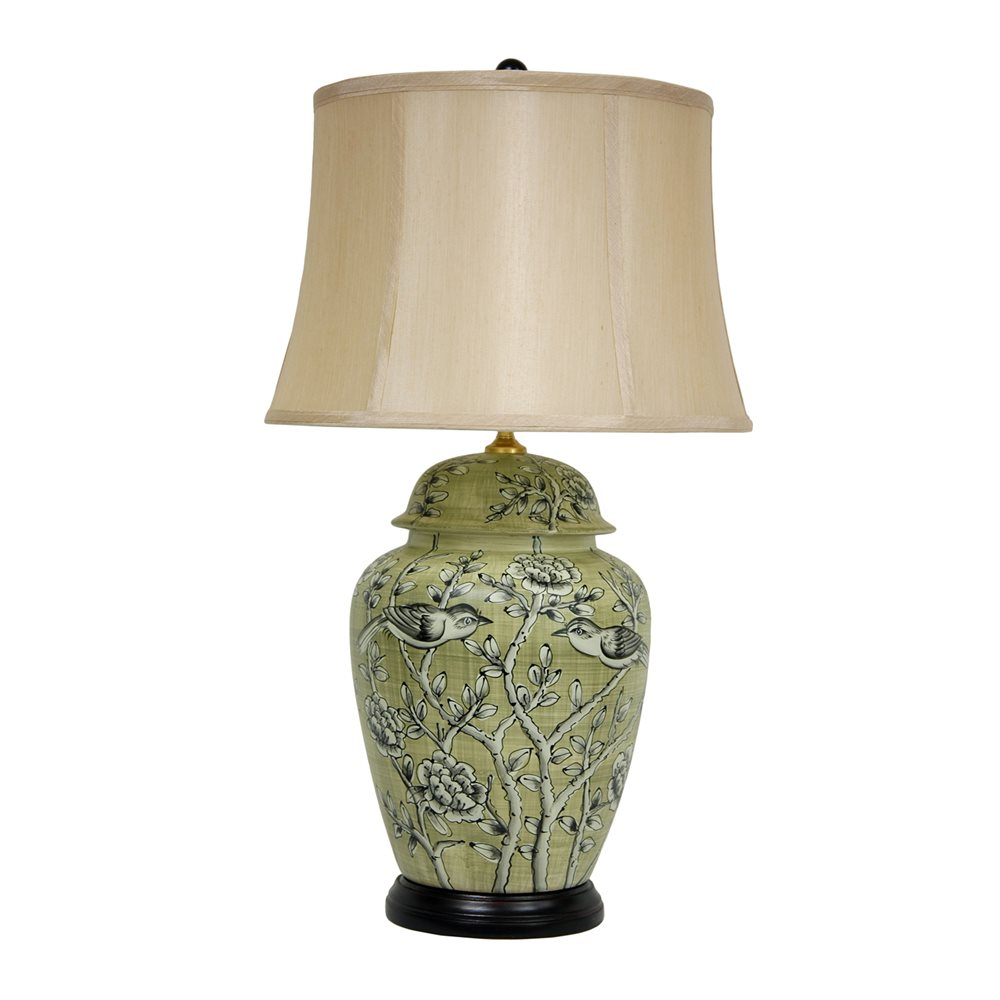 Chinese Table Lamps A Touch Of The Orient Warisan Lighting