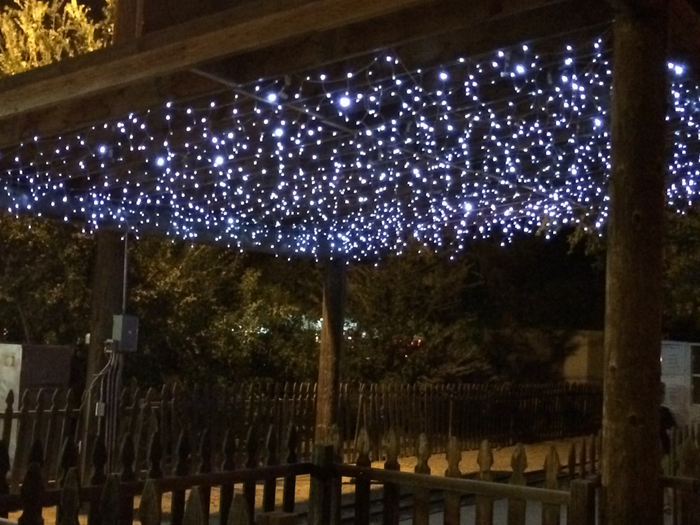 Give Your Home A Christmasy Touch With Christmas Lights