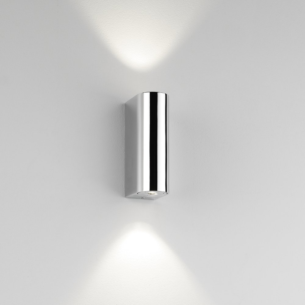 Cuba Wall Light Chrome : Chrome wall light fittings - For Your Restroom Renovation Warisan Lighting