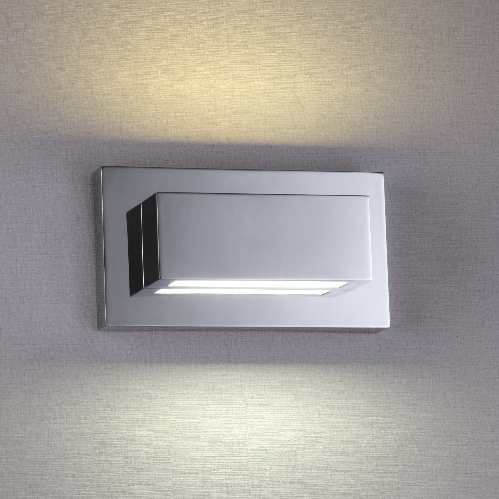 100 Wall Uplighters From Easy Lighting Black