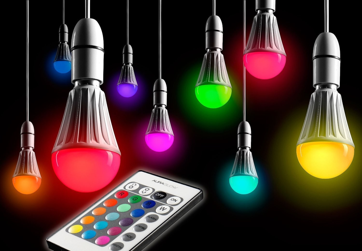 Color Changing Led Lamp 10 Simple Ways To Make Your