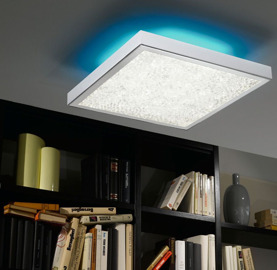 The Benefit Of Colour Changing Ceiling Lights Warisan