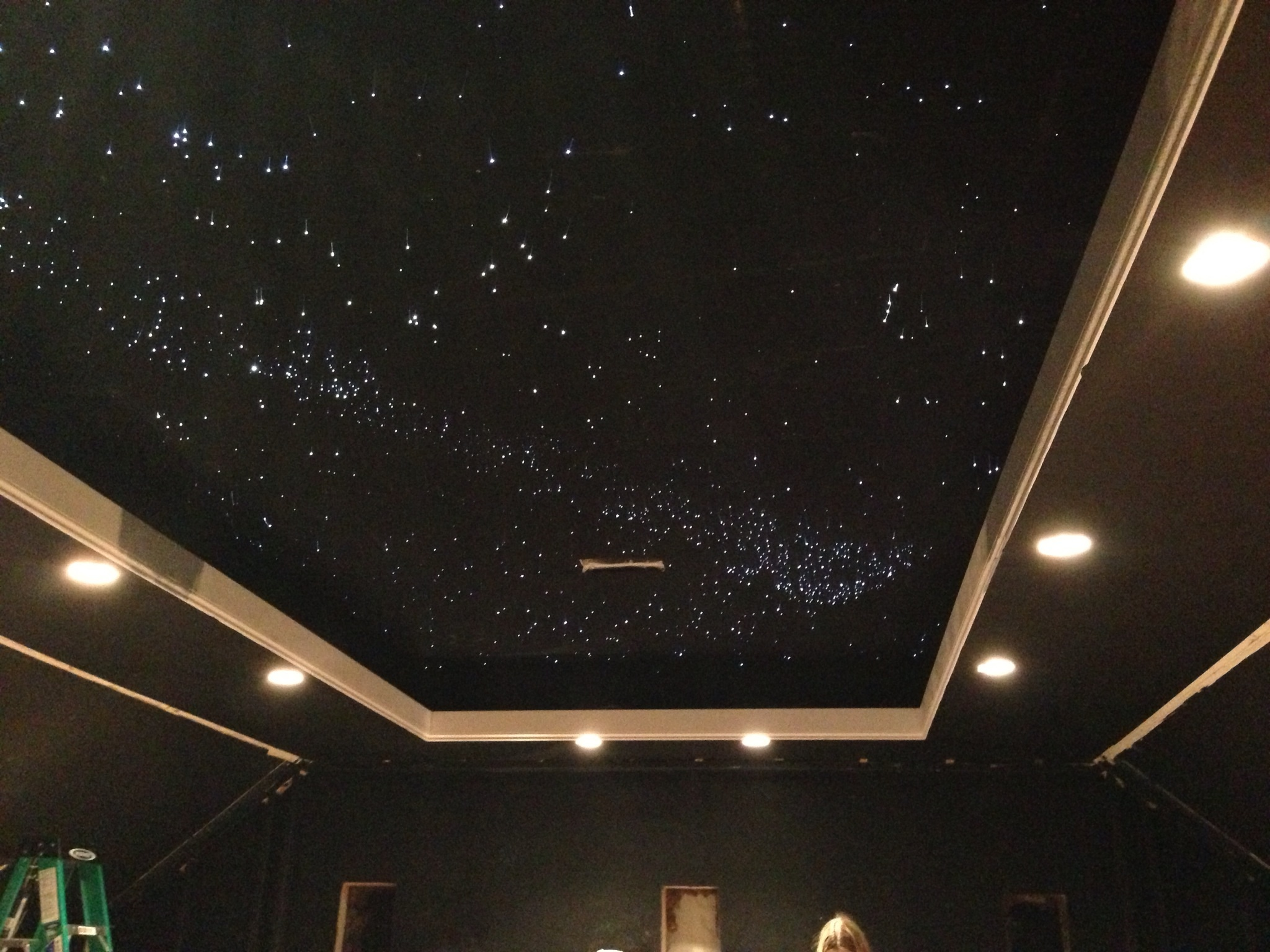 Ceiling Lights That Look Like Stars : Decorating your room with the unique constellation lights