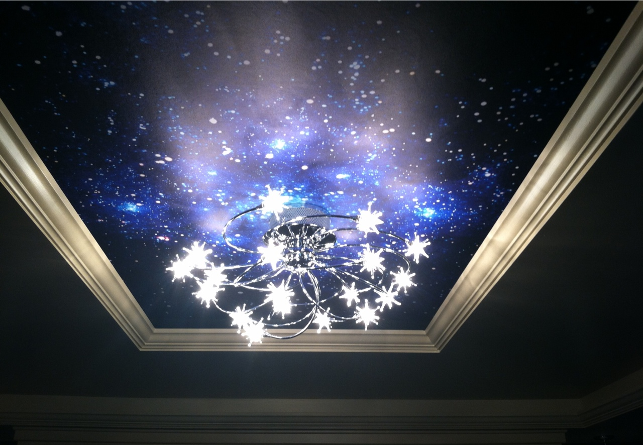 Decorating your room with the unique constellation lights for Lights for your room