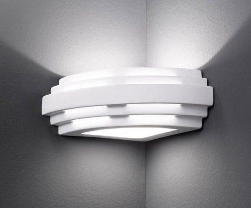 Corner wall lights Photo - 1