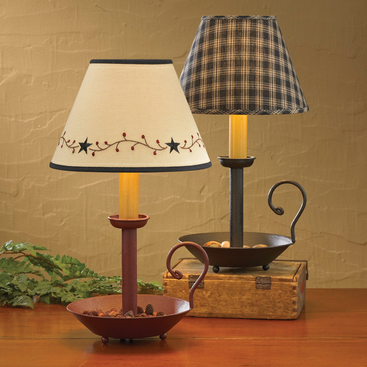 Country table lamps - Lamps For Your Home Decor | Warisan ...