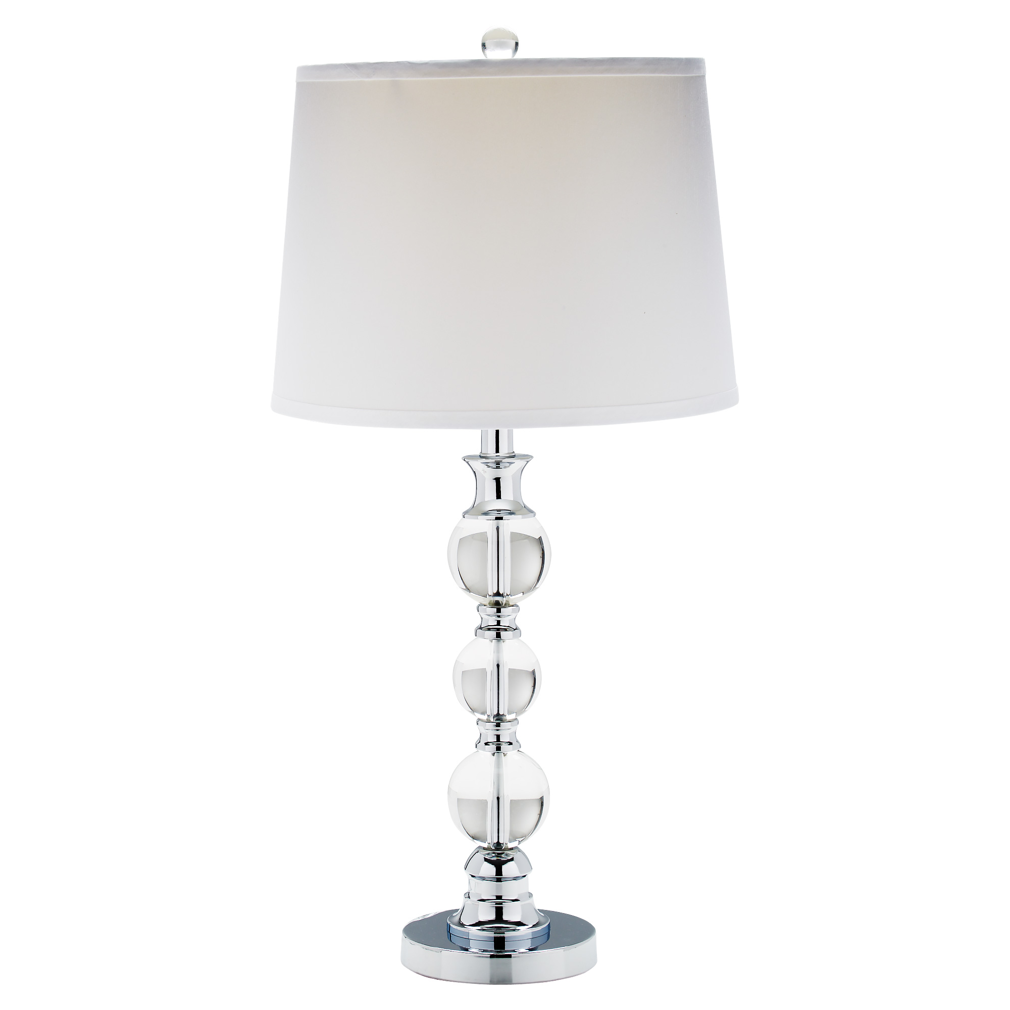 Get A Crystal Ball Table Lamp And Breathe Life Into Your